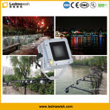 Al aire libre Self-Developed Waterwave LED 18W de iluminación de efecto reflejo