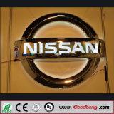 Знак логоса акрилового алюминиевого печатание автоматический