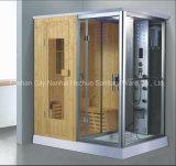 Sauna combinada a vapor de 1800 mm com chuveiro (AT-D8856-1)