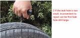 ذاتيّة [كر تير] [ربير كيت] سيارة درّاجة ذاتيّة [تثبلسّ تير] إطار ثقب سدادة إصلاح [توول كيت]