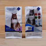 Customzied Stand up emballages en plastique Pet Food Sac avec fermeture éclair
