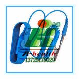 정전기 방지 PVC/PU에 의하여 끈으로 묶이는 손목 붕대