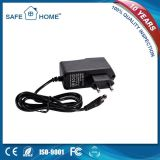 Sistema de alarme sem fio de controle remoto GSM para uso doméstico