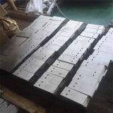 Corte de doblez del laser de la fuente que pela que estampa la fabricación inoxidable de encargo de la hoja de acero del servicio
