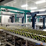A produção de vidro automática cheia certificada Ce de Lamianted faz à máquina a linha