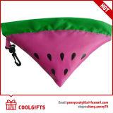 Milieuvriendelijke Nylon Watermeloen die het Winkelen Zak voor de Gift van Kerstmis vouwen