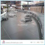 TUV und Cer-Zustimmungs-bewegliches Stadium, Konzert-Stadium, im Freienkonzert-beweglicher Stadiums-Verkauf