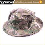 Военные Camo Рыбак Red Hat с широким края Sun кемпинг охота Red Hat