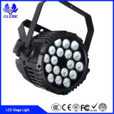 Envoi rapide Super Bright LED RVB nominale 7PCS 5 en 1 LED Slimpar stade de l'éclairage de lavage pour les Parties de concerts DJ Mariage