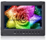 """Monitor de la entrada de información 4k 7 """" LCD de HDMI con el diseño de aluminio 1920X el panel de 1200 IPS"""