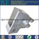 Pièces de fraisage de commande numérique par ordinateur d'aluminium de qualité d'ODM