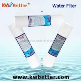 Cartuccia di filtro dall'acqua dei pp con la cartuccia di filtro filata dall'acqua