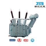 transformador de potencia trifásico inmerso en aceite de pequeñas pérdidas de alto voltaje del alto voltaje 66kv