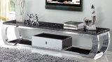 Stand moderne de type des meubles simples TV de maison (S8036)