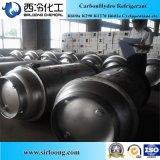 Высокая степень чистоты пропан R290 используется в качестве хладагента в топливо для двигателей