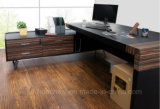 Mesa de chefe de couro popular multifuncional (V29A)