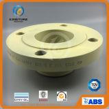 OEM A182 F22cl3 RFの溶接首のフランジの合金鋼鉄フランジ(KT0462)