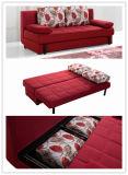 Funktionsgewebe-Sofa mit Bett mit MDF-Speicher