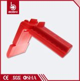 Bd-F05 cierre ajustable de la vávula de bola del bloqueo material de la válvula del OEM PP