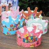 CZ-Tapa decoración colorida Fiesta de cumpleaños para adultos