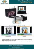 X máquina da deteção da raia - varredor portátil da bagagem da raia de X