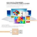 전화 부속품 3.3FT 빨리 비용을 부과 마이크로 USB 충전기 케이블