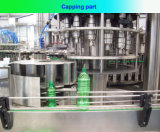 Большая машина завалки воды емкости в бутылке любимчика