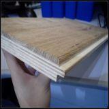 Materiales de construcción de roble blanco de múltiples capas Parquet