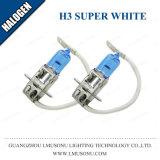 Lmusonu coche H3 Lámpara halógena Super White 12V 55W 100W