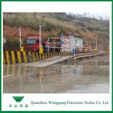 3X18m Wiegebrücke für Verschiffen-Dock-Yard