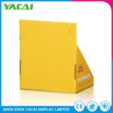 Rack de exposições de Conexão do papel suporte de monitor de papelão para lojas