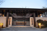 Casa de madeira pré-fabricada luxuosa personalizada