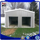 金属の建物のCarportのガレージのためのプレハブの鉄骨構造の倉庫