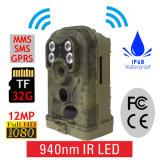 Ereagle 1080P IP68 MMSは夜間視界ハンチング道のカメラを防水する