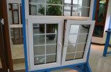 Het Europese Openslaand raam van het Ontwerp UPVC van Grills
