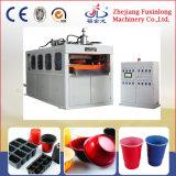 Máquina de cristal plástica automática de Thermoforming