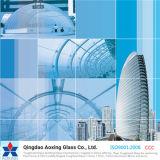 Arqueados/dobrados/Temperado o vidro temperado para a construção/mobiliário com CCC