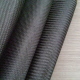 tela de la fibra del carbón 3k para la decoración