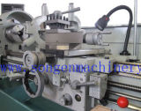 Balanço Over Bed 410mm Precision Gap Bed Engine Lathe