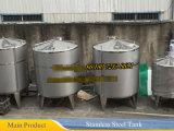 Tanque de mistura de aço inoxidável Tanque de mistura de suco 500L