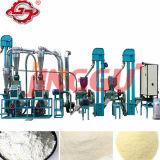 10-12t/D小麦粉の製造プラント(6FTF-10)