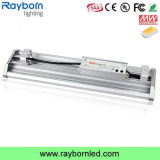 Mais recente 80W LED Linear Industrial Light High Bay para Armazém