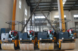 Rodillo de la compactación, equipo de la compactación de suelo, rodillos de la compactación, compactación vibratoria (YZ1)