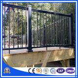 Алюминиевая загородка для поручня лестницы с высоким качеством
