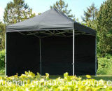 2016 Red Gazebo al aire libre Jardín Carpa / Manual Asamblea Gazebo Carpa 4X4 / 2X2 Carpa plegable barato