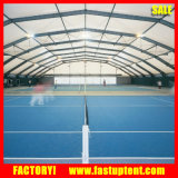 Tente polygonale de chapiteau de court de tennis de sports