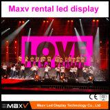 Les prix d'écran d'Afficheur LED de la publicité extérieure P3.91 P4.81 avec le Module d'aluminium de moulage mécanique sous pression