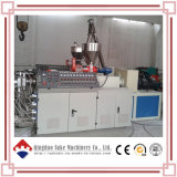 Cadena de producción del estirador de la salida del tubo del PVC cuatro con Ce