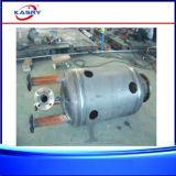 簡単なシリンダーおよび容器ヘッドサドルの穴のふたCNCの切断および斜角が付く機械