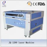 De Gravure van de Laser van Co2 van Afghanistan en Scherpe Machine